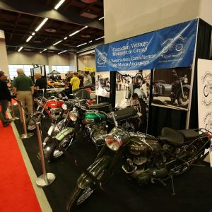 2019 Montreal motorcycle show