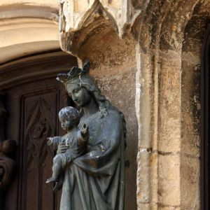 ILLIERS COMBRAY  Saint Jacques  -  Eure et Loir