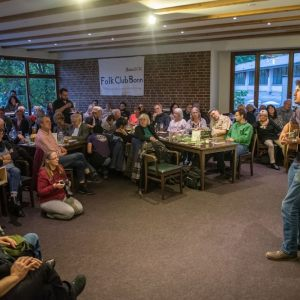 Folk Club May 2019