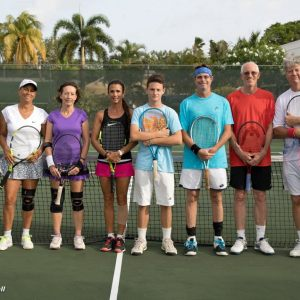 BYC Ladies - Men's Doubles Tournament 2018_