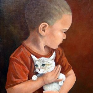 Patti Rosner: Children & Animals