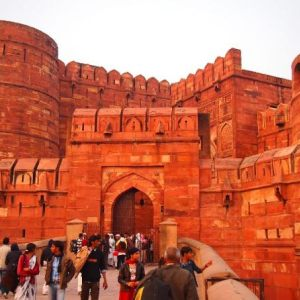 Agra Fort (Uttar Pradesh, India)