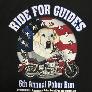2016 -  Ride for Guides