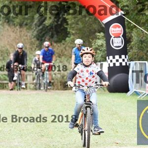 Tour de Broads 2018 Finish 11.15-12pm