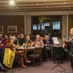 Folk Club March 2020