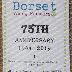 Dorset Young Farmers July 2019