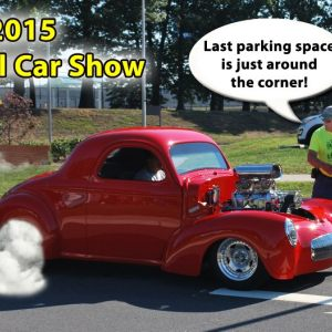 UTAS 2015 Car & Motorcycle Event