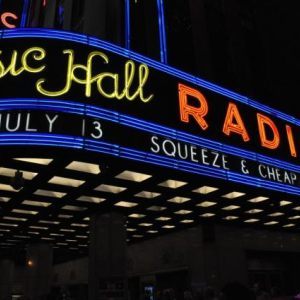 Squeeze at Radio City