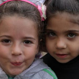 Children of refugees from Syria (2)