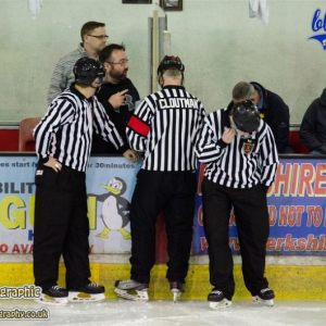 27th Feb - Bracknell Bees 2-6 Manchester Phoenix