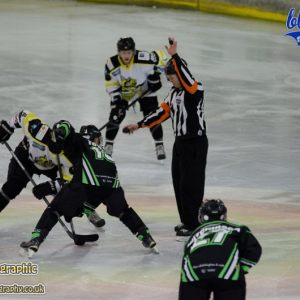 14th Feb - Bracknell Bees 4-3 Hull Pirates